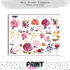 WPS Fall Floral Kit