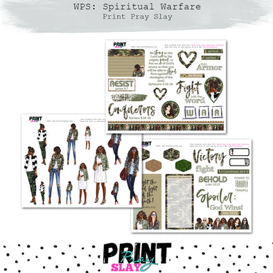 WPS Spiritual Warfare DP