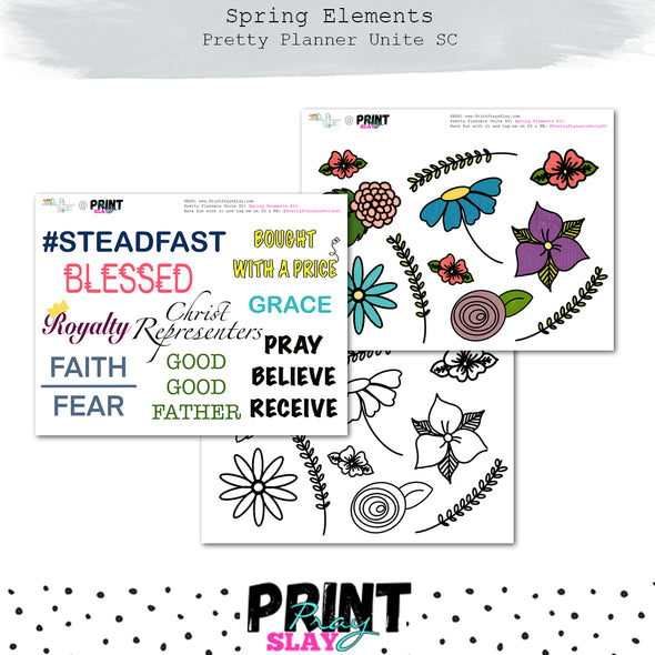 Spring Elements PPUSC