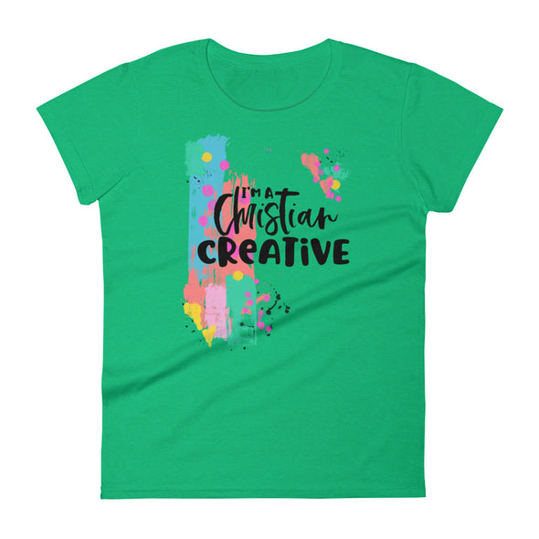 Christian Creative (Fitted Tee)