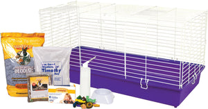 HOME SWEET HOME COMPLETE KIT FOR PET RABBITS - PetStoreNMore