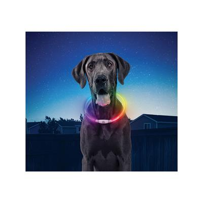 NiteIze NiteHowl Rechargeable LED Necklace - Disco-O Select