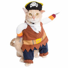 Load image into Gallery viewer, Pirate Dog and Cat Costume