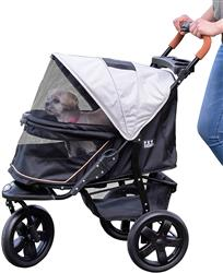 Summit Grey AT3 No Zip Stroller - PetStoreNMore