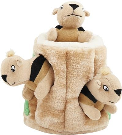 Squirrel Puzzle Plush™ Toy