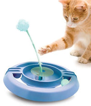 Load image into Gallery viewer, Petstages™ Wobble Track Cat Toy