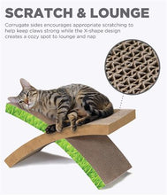Load image into Gallery viewer, Petstages™ Easy Life Hammock Scratcher