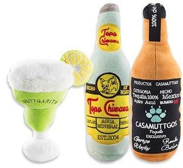 Tequila Lover Dog Toy