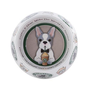 Starbarks  Dog Bowl and Placemat