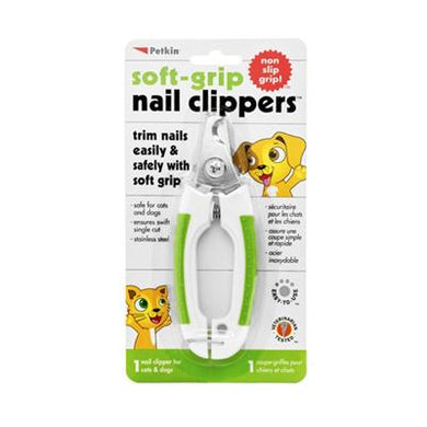 Petkin Soft Grip Nail Clippers