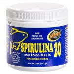 Load image into Gallery viewer, Zoo Med Spirulina 20 Flakes Fish Food
