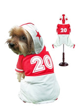 Load image into Gallery viewer, Football Uniform Dog Costume
