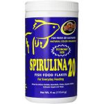 Zoo Med Spirulina 20 Flakes Fish Food - PetStoreNMore