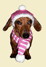 Load image into Gallery viewer, Bubblegum Pink Hat/Scarf
