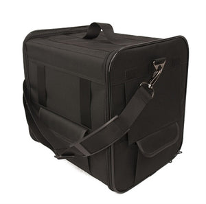 Folding Carriers - The Cube (Black) - PetStoreNMore