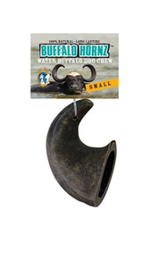 Water Buffalo Hornz  Dog Chew