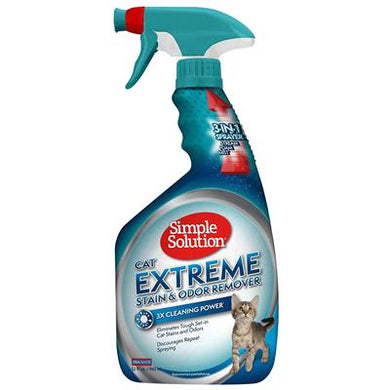 Extreme Cat Stain & Odor Remover