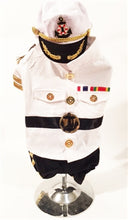 Load image into Gallery viewer, Yacht Admiral Costume