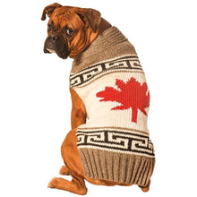 Load image into Gallery viewer, Grey Maple Leaf Sweater