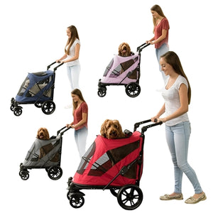 Excursion No-Zip Pet Stroller