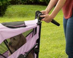 Excursion No-Zip Pet Stroller - PetStoreNMore