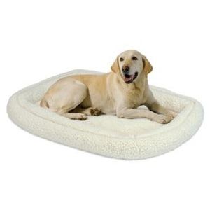 Quiet Time Deluxe Double Bolster Dog Bed