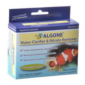 Algone Water Clarifier & Nitrate Remover - PetStoreNMore
