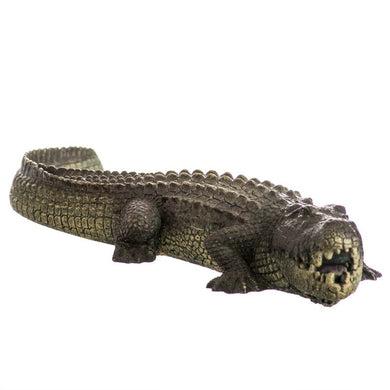 Blue Ribbon Exotic Environments Bubbling Alligator Aquarium Ornament - PetStoreNMore