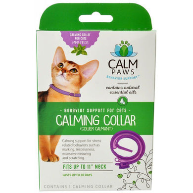 Calm Paws Calming Collar for Cats