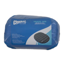 Load image into Gallery viewer, Chuckit Travel Dog Bed - Blue & Gray