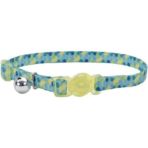 Coastal Pet Safe Cat Breakaway Collar Lime Teal - PetStoreNMore