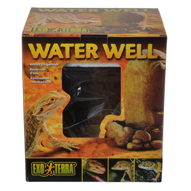 Exo-Terra Water Well Water Dispenser - PetStoreNMore