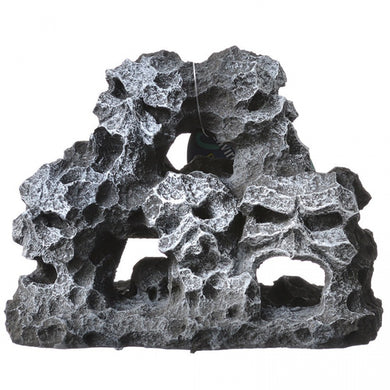 Exotic Environments Mountain Skull Pile Aquarium Ornament - PetStoreNMore