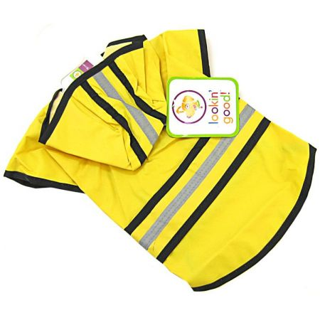 Fashion Pet Rainy Day Dog Slicker - Yellow - PetStoreNMore