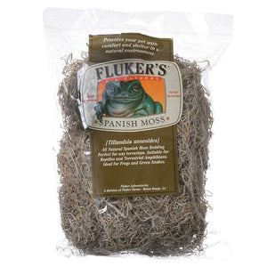 Flukers All Natural Spanish Moss Bedding - PetStoreNMore