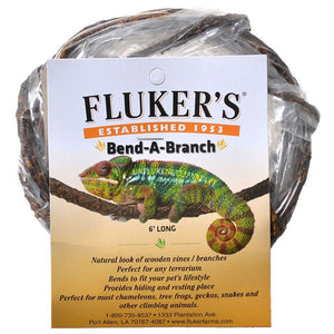 Flukers Bend-A-Branch Terrarium Decoration - PetStoreNMore
