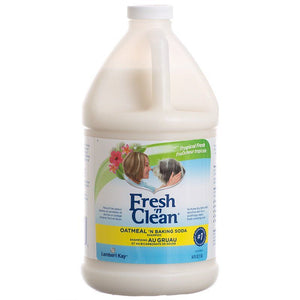 Fresh 'n Clean Oatmeal 'n Baking Soda Shampoo - Tropical Scent - PetStoreNMore