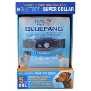 High Tech Pet BlueFang 5-in-1 Super Collar - PetStoreNMore