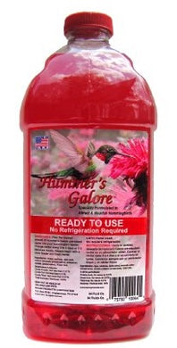 Hummer's Galore Liquid Nectar