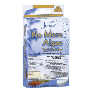 Jungle Labs No More Algae 8 Tabs