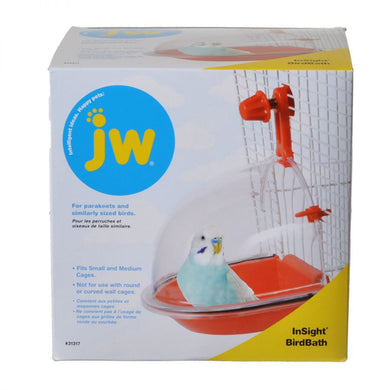 JW Insight Bird Bath - PetStoreNMore