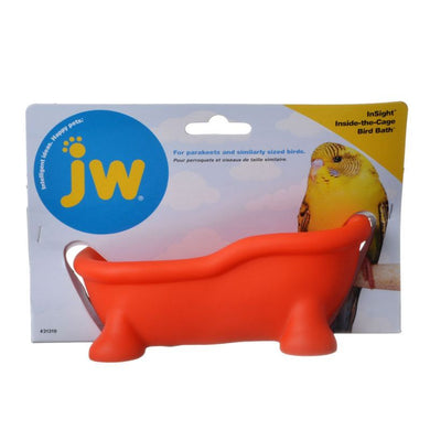 JW Insight Inside Cage Bird Bath - PetStoreNMore