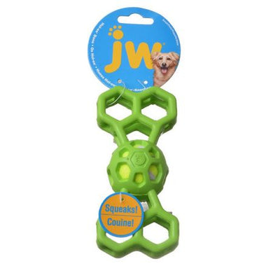JW Pet Hol-ee Bone with Squeaker - PetStoreNMore