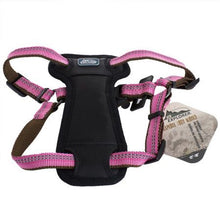 Load image into Gallery viewer, K9 Explorer Reflective Adjustable Padded Dog Harness - Rosebud - PetStoreNMore
