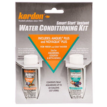 Load image into Gallery viewer, Kordon NovAqua + AmQuel Start Smart Instant Water Conditioning Kit