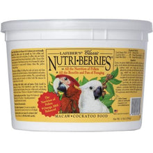 Load image into Gallery viewer, Lafeber Classic Nutri-Berries Macaw & Cockatoo Food - PetStoreNMore