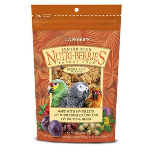 Lafeber Senior Bird Nutri-Berries Parrot Food - PetStoreNMore