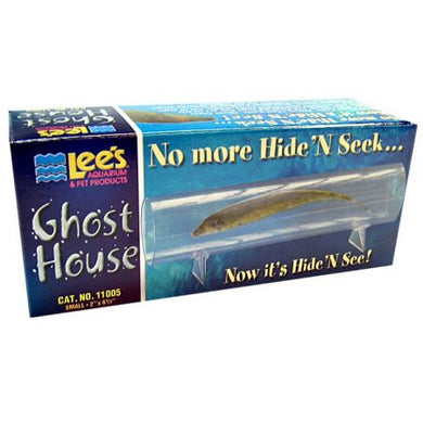 Lees Ghost House