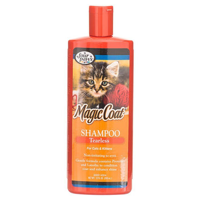 Magic Coat Cat & Kitten Tearless Shampoo