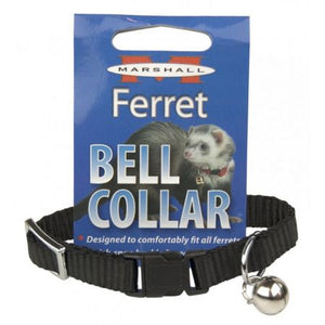 Marshall Ferret Bell Collar - Black